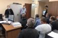 С осужденными Красногвардейского района протоиерей храма Святителя Петра Московского Александр провел беседу